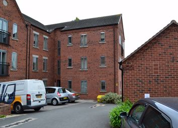 Thumbnail 2 bed flat for sale in Weavers Court, Trinity Lane, Hinckley, Leicestershire