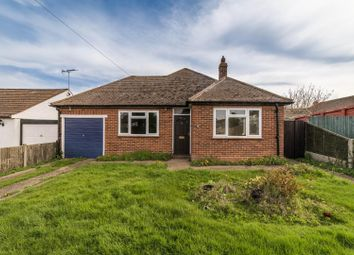 Thumbnail 3 bed detached bungalow for sale in Terminus Drive, Herne Bay