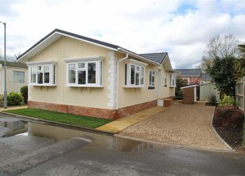 Thumbnail 2 bed mobile/park home for sale in Mayfield Park, West Drayton, Middx