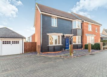 Thumbnail 3 bed semi-detached house for sale in Violet Court, Sittingbourne