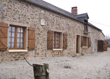 Thumbnail 2 bed equestrian property for sale in Saint Paul Le Gaultier, Saint-Georges-Le-Gaultier, Fresnay-Sur-Sarthe, Mamers, Sarthe, Loire, France