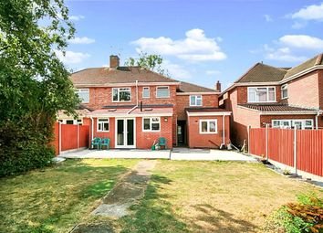 Thumbnail 5 bedroom semi-detached house for sale in Uppingham Road, Leicester