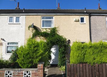 Thumbnail 2 bed terraced house to rent in Orniscourt, Orchard Park Est, Hull