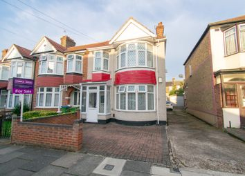 Thumbnail 3 bed semi-detached house for sale in Bendmore Avenue, London