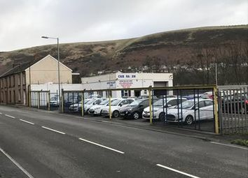 Light industrial for sale in Afan Valley Cars Site, Cwmavon Road, Port Talbot SA12