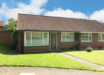 Thumbnail 2 bed semi-detached bungalow for sale in Mulberry Road, Bournville, Birmingham