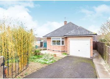 Thumbnail 2 bed bungalow for sale in Breadcroft Lane, Barrow Upon Soar, Loughborough, Leicestershire