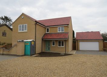 4 bed detached house for sale in Plough Road, Whittlesey, Peterborough PE7
