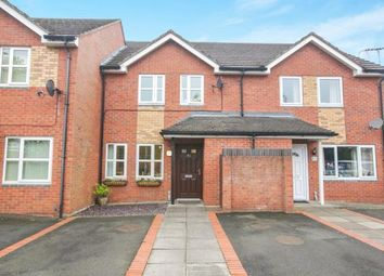 Thumbnail 3 bed terraced house for sale in Norbury Close, Knutsford, Cheshire