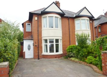 Thumbnail 3 bed semi-detached house to rent in Mythop Avenue, Lytham St. Annes