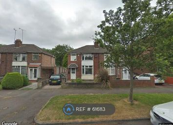 Thumbnail 3 bed semi-detached house to rent in Parrs Wood Road, Manchester