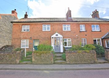 Thumbnail 2 bed cottage for sale in High Street, Southrepps, Norwich