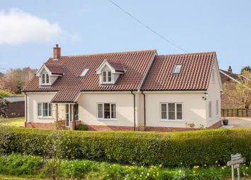 Thumbnail 5 bed detached house for sale in Chapel Road, Foxley, Dereham