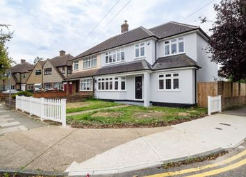 Thumbnail 4 bed semi-detached house for sale in Severn Drive, Cranham, Upminster