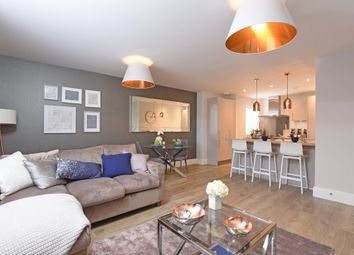 Thumbnail 2 bed flat for sale in High Street, Sandhurst