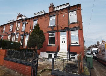 Thumbnail 2 bed end terrace house for sale in Garnet Crescent, Leeds, West Yorkshire