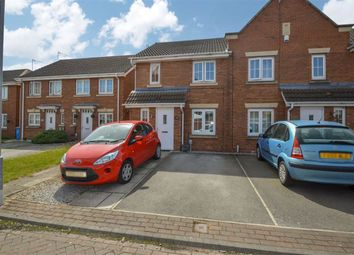 Thumbnail 3 bed end terrace house for sale in Acasta Way, Hull, East Yorkshire