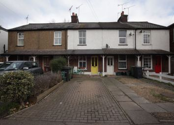 2 bed terraced house for sale in Sanders Place, Camp Road, St.Albans AL1