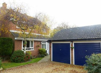 Thumbnail 4 bedroom property for sale in Saxon Close, Sawtry, Huntingdon