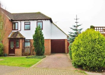 Thumbnail 3 bed semi-detached house for sale in Button Lane, Bearstead