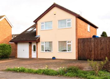 Thumbnail 4 bed detached house for sale in Rookery Close, Shippon, Abingdon