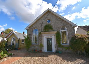 Thumbnail 3 bed detached house for sale in Great Finborough, Stowmarket, Suffolk