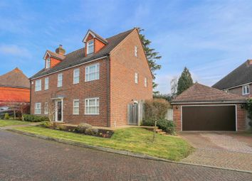 Thumbnail 6 bed detached house for sale in Broad Oak, Buxted, Uckfield