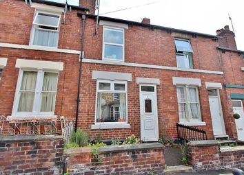 Thumbnail 3 bed terraced house for sale in South View Crescent, Sharrow, Sheffield