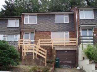 Thumbnail 6 bed semi-detached house to rent in Egginton Road, Moulsecoomb, Brighton, East Sussex