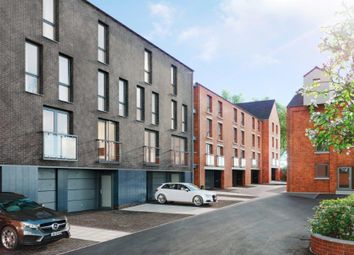 Thumbnail 4 bed terraced house for sale in The Brewery Yard, Kimberley, Nottingham