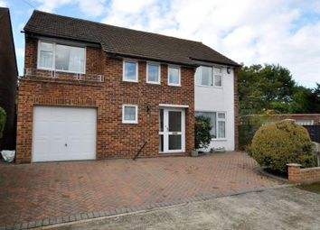 Thumbnail 4 bed detached house to rent in Witney Close, Ickenham