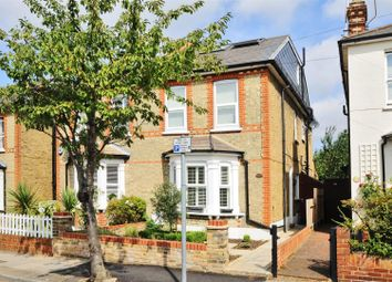 Thumbnail 5 bedroom semi-detached house to rent in Wyndham Road, Kingston Upon Thames