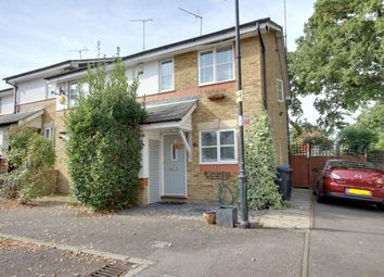 Thumbnail 2 bedroom end terrace house to rent in Simpson Close, Winchmore Hill