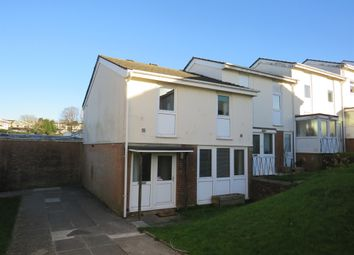 Thumbnail 3 bed end terrace house for sale in Westfield, Plympton, Plymouth