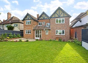 Thumbnail 5 bed detached house for sale in Elm Grove, Maidenhead, Berkshire