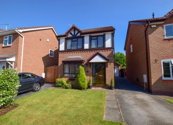 Thumbnail 3 bed detached house for sale in Beechwood Drive, Great Sutton