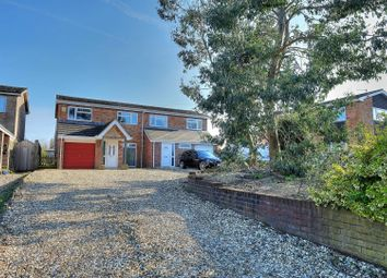 Thumbnail 4 bed semi-detached house for sale in Besthorpe Road, Attleborough