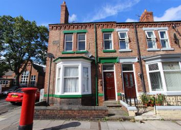 Thumbnail 6 bed town house for sale in Corporation Road, Darlington
