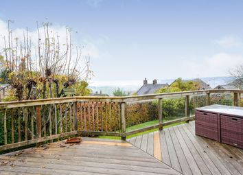 Thumbnail 4 bed detached bungalow for sale in Lees Road, Stanton-In-The-Peak, Matlock