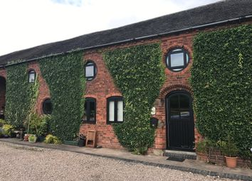 Thumbnail 1 bed barn conversion to rent in Stoneywell Lane, Longdon
