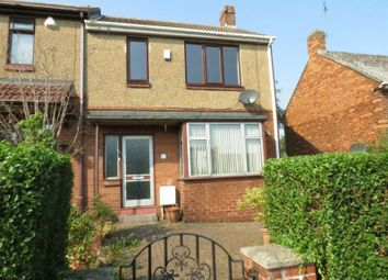 Thumbnail 3 bed terraced house for sale in Welfare Crescent, South Hetton, Durham