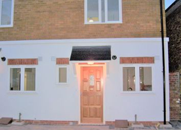 Thumbnail 3 bed semi-detached house to rent in West Green Road, London