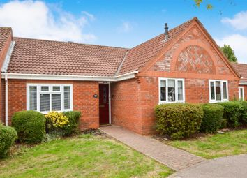 Thumbnail 2 bed bungalow for sale in Sutton Close, Quorn, Loughborough