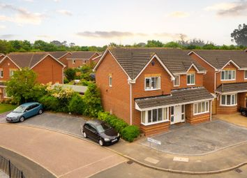 Thumbnail 6 bed detached house for sale in Hedingham Road, Leegomery, Telford