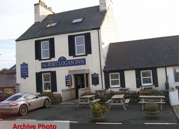 Thumbnail Pub/bar for sale in Licenced Trade, Pubs & Clubs DG9, Port Logan, Dumfries & Galloway