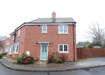 Thumbnail 3 bed semi-detached house for sale in Lancaster Gardens, Coventry, West Midlands