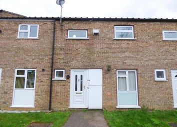 Thumbnail 3 bedroom terraced house for sale in Outfield, Bretton, Peterborough, Cambridgeshire