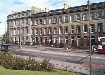 Thumbnail 2 bed flat to rent in Leopold Place, Edinburgh