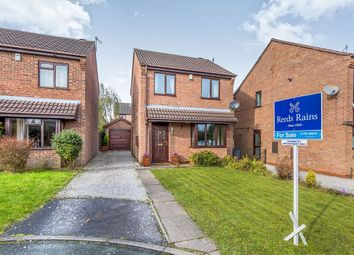 Thumbnail 3 bed detached house for sale in Burnside Close, Meir Park, Stoke-On-Trent