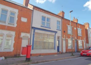 Thumbnail Studio for sale in Beatrice Road, Leicester, Leicestershire